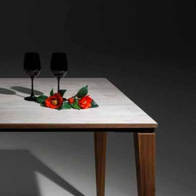 デュアルダイニングテーブル