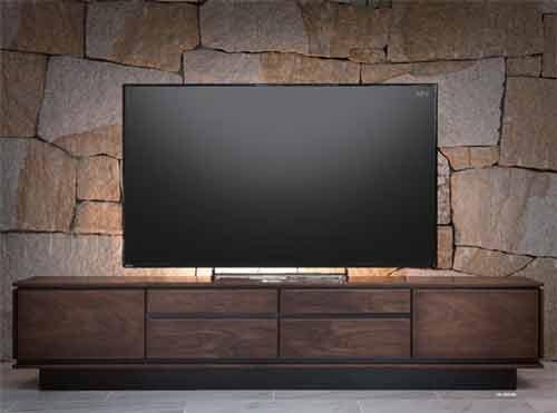 高級感あふれるテレビボード