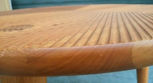 ティーテーブル木口