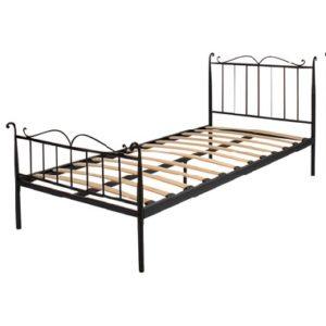 スチールシングルベッド