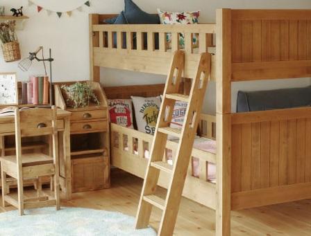 ミモザ2段ベッドイメージ