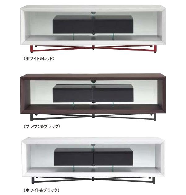 シェリー3色テレビボード